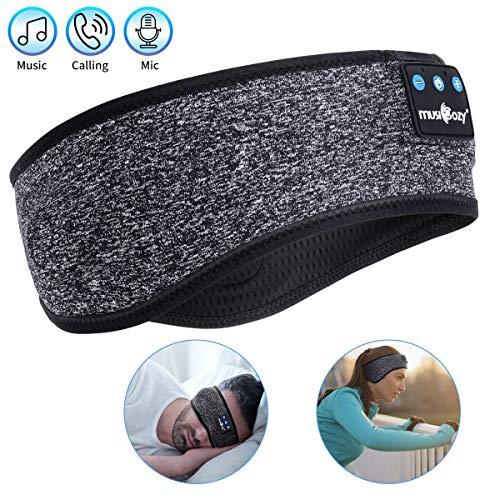 Sleep Headphones,Bluetooth Sport Headband Wireless Music Sleeping...