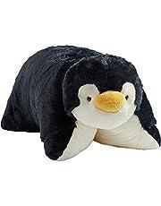 """Pillow Pets Originals Stuffed Animal Plush Toy 18"""", Playful Penguin"""