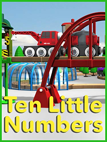 Ten Little Numbers