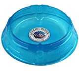 Aimoly Beystadium Battle Arena Training Ground Super Vortex Attack Type for Battling Top Game (Circular Blue)