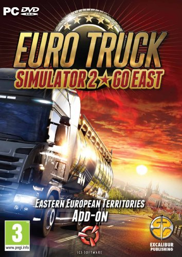 Euro Truck Simulator 2 Go East (Eastern European Territories Add-on) PC