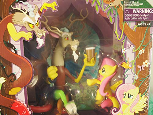 My little Pony Discord and Fluttershy SDCC 2016 Exclusive Friendship is Magic