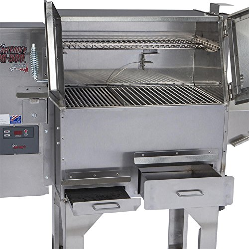 Cookshack PG500 Fast Eddy's Pellet Grill