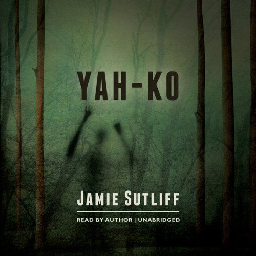 Yah-Ko audiobook cover art