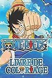One Piece Livre de Coloriage: comment dessiner One Piece