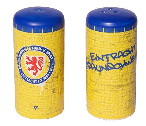 Eintracht Braunschweig Salz- und Pfefferstreuer Mauer