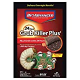 BioAdvanced 700750B 24-Hour Grub Lawns Plus Ant, Tick, and Insect Killer, 10,000 sqft Stand, Ready-to-Spread Granules, Standup Bag