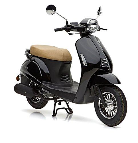 Motorroller Nova Motors Grace 50 schwarz - 45km/h