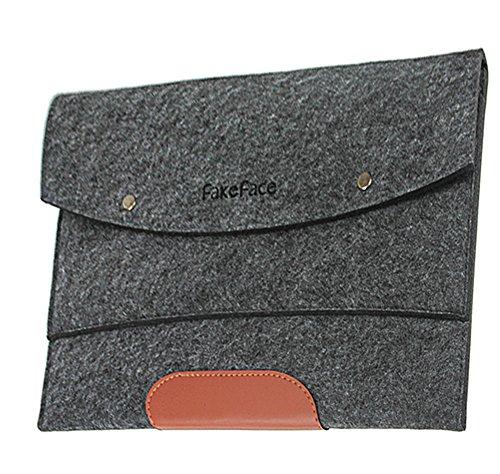 BXT 15-15.4 inch MacBook Pro Retina Case Cover Premium Eco Felt Slim 15'...