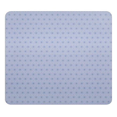 """3M Precise Mouse Pad with Non-skid Foam Back, Enhances the Precision of Optical Mice at Fast Speeds, 9"""" x 8"""", Frostbyte (MP114-BSD2)"""