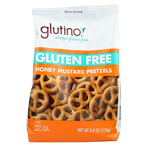 Honey Mustard Pretzels 6 Ounces (Case of 6)