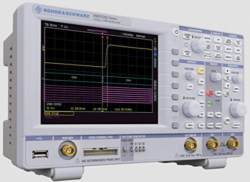 Rohde and Schwarz HMO1222 Oszilloskop