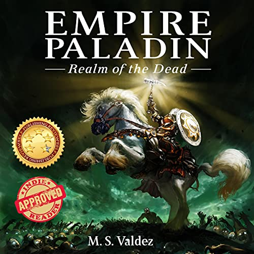 Empire Paladin Audiobook By M. S. Valdez cover art
