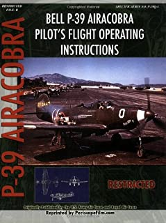 Bell P-39 Airacobra Pilot's Flight Operating Instructions