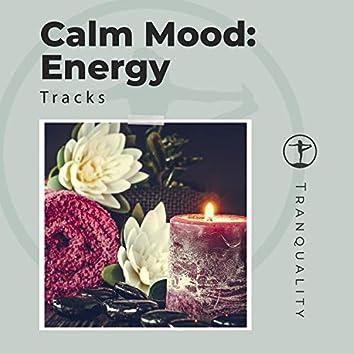 Calm Mood: Energy Tracks
