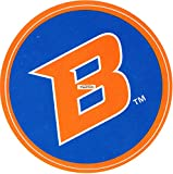 2 Inch BSU Broncos Boise State University Logo Removable Wall Decal Sticker Art NCAA Home Room Decor 2 Inches