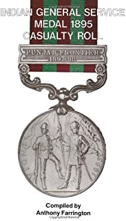 Indian General Service Medal 1895: Casualty Roll