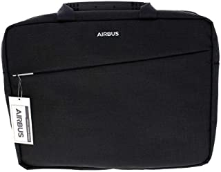 Airbus A1LA017 Sacoche Ordinateur, Noir, Unique