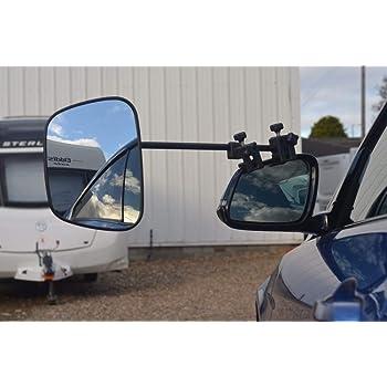 Milenco Aero Coppia di specchietti retrovisori convessi