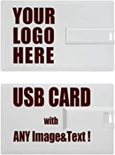 business card size usb flash drive