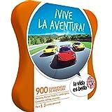 LA VIDA ES BELLA - Caja Regalo - ¡VIVE LA AVENTURA! - 900 experiencias de aventura...