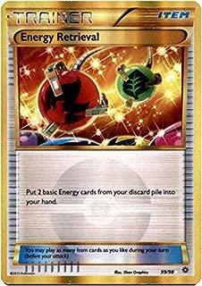 Pokemon - Energy Retrieval (99/98) - Ancient Origins - Holo