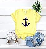 anchor shirt summer tee vacation shirt vacation outfit...