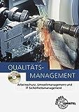 Qualitätsmanagement: Arbeitsschutz