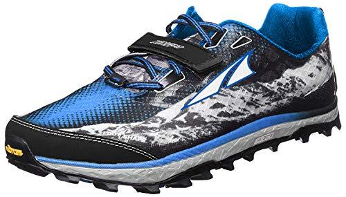 ALTRA Men's Footwear King MT Trail Running Shoe,Blue,US 8.5 D