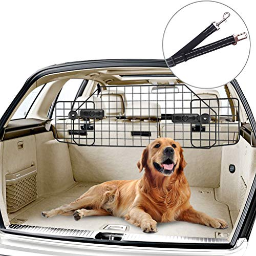 PUPTECK Dog Car Barrier
