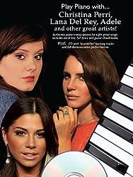 Play Piano With Perri, Lana Del Rey, Adele, Beyonce, Aloe Blacc, Emeli Sande, Caro Emerald...+ Cd