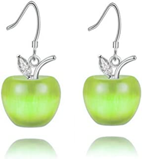 Best apple green earrings Reviews