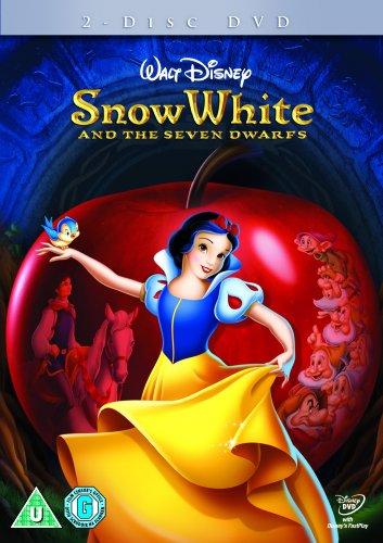 Snow White And The Seven Dwarfs (2 Disc Platinum Edition) [Edizione: Regno Unito] [Reino Unido] [DVD]