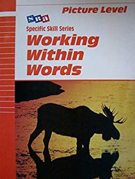 Unknown Binding SRA Specific Skill: Working Within Words, Picture Level Book