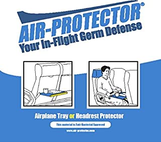 disposable headrest covers airlines