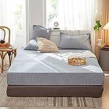 Liyingying Baumwollbettenblatt Einzelbausette Bettdecke, Einzel-Doppelzimmer, Schlafzimmer,...