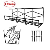 Under Desk Cable Tray Cable Organizer Tray for Wire Management,Metal Wire Cable Tray for Office,Home,Studio and More