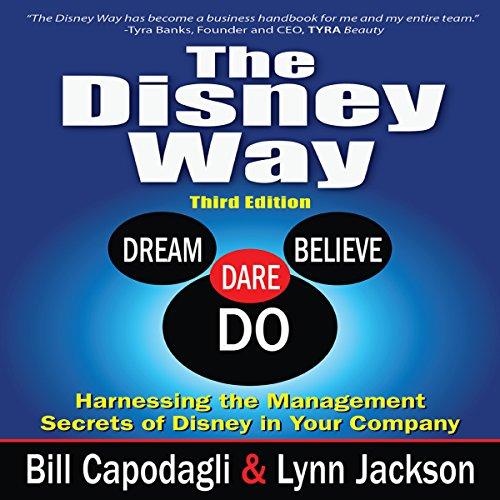 The Disney Way Titelbild