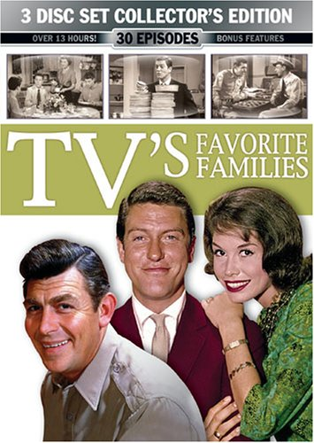 Tvs Favorite Families [Edizione: Germania]