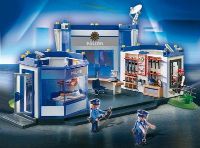 PLAYMOBIL® 4263 - Polizei-Hauptquartier