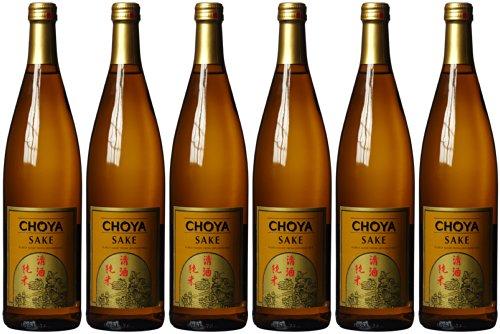 Choya Sake trocken (6 x 0.75 l)