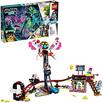 LEGO Hidden Side Haunted Fairground 70432 Popular Ghost-Hunting Toy