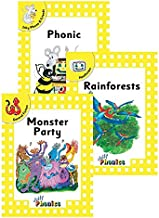 Jolly Phonics Readers Level 2, Complete Set: In Print Letters