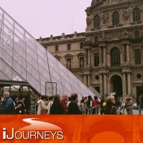iJourneys Paris audiobook cover art