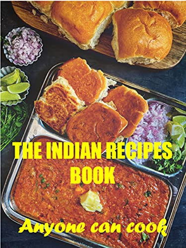 The Indian Recipes Book (English Edition)