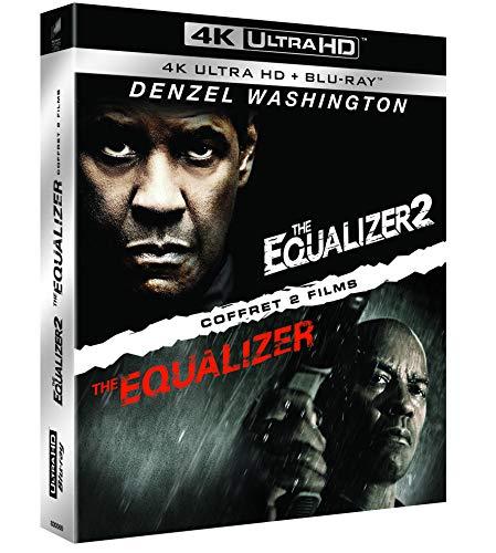 Equalizer Diptyque 2 Films [4K Ultra Hd + Blu-Ray] [4K Ultra HD + Blu-ray]