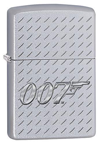 Zippo James Bond Feuerzeug, Messing, Design, 5,83,81,2