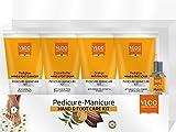 VLCC Pedicure Manicure Kit Hand & Foot Care Kit 150g+60 ml