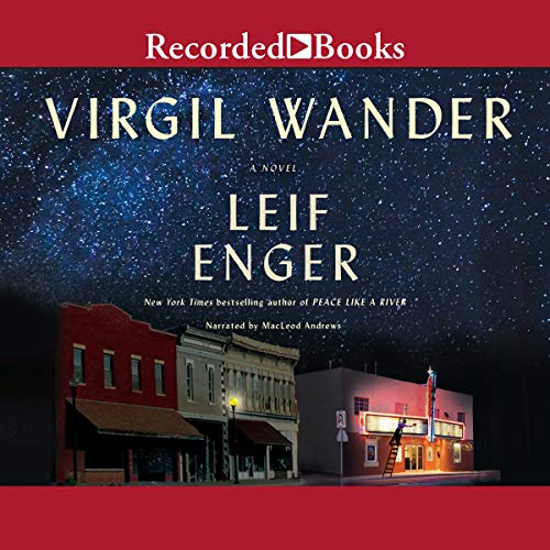 Virgil Wander audiobook cover art