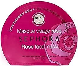 Sephora Rose Face Mask - Ultra Moisturizing & Brightening 0.84 oz.